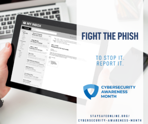 CAM 2021: Week 2 - Don't Get Caught By Phishers